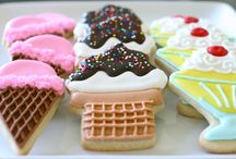 Super yummy cookies!!-! / Tons of yummy cookies