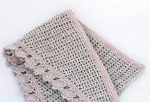 Baktus shawls / Crochet