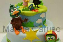 tortas cakes