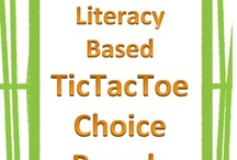 TicTacToe Choice Boards