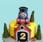 Thomas Tank CakeS