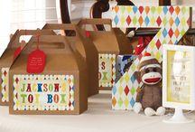Idéias festa brinquedos meninos / Idéias para a festa de 1 ano do meu filho