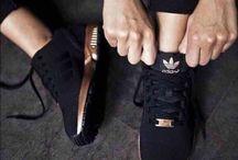 Adidas czarne