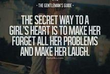 Gentlemens heart