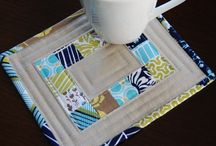 Mug Rug Love / by Lola Pink Fabrics