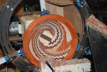 Unique Wood Turning / Special Interest Woodturning Art