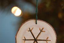 Decorations - Christmas  / DIY Christmas decorations