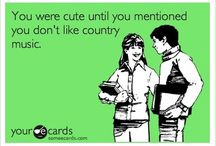 Country and Country Music