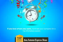 Contests & Promotions / Current contests and promotions going on at the San Antonio Express-News. Watch this board for updates! / by San Antonio Express-News
