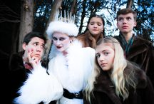 The Lion, the Witch and the Wardrobe (Dec 4-30, 2015) / We'll keep you posted with photos of our upcoming production and let you get an inside look!  Tickets at www.openwindowtheatre.org
