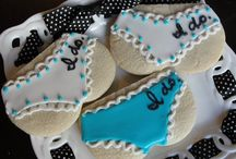 Bachelorette Cookies / by Ellen Jay Stylish Events + Sweets