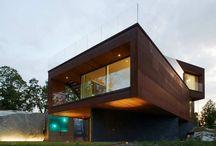 Fachadas em aço corten é tendência na arquitetura!