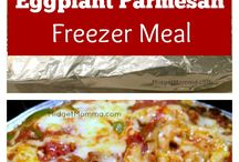 Freezer Meals- Avoid Takeout