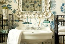 appealing small bathrooms / by Laura Tredway