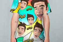 Cody Ko Mens for Yoshirt / Shop our styles on Etsy: https://www.etsy.com/shop/Yoshirt?section_id=17442916&ref=shopsection_leftnav_3