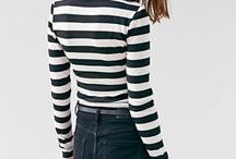 Styling | Stripes / Tell me one thing stripes don't go with? You can't - stripes go with everything.