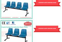 Waiting Chair & Benches / We have achieved expertise in manufacturing and exporting an exclusive range of Waiting Chairs & Benches.