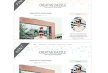Blog design ideas