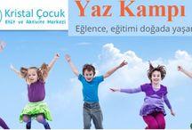 Çocuklar için Yaz Okulları