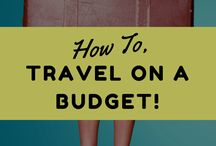 Travel & Travel Tips / We share a little Travel along with Travel Tips for you and your family.
