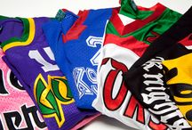 Basketball Uniforms Melbourne / Get Funky Basketball Training Shirts great for warm up and training. Custom Made Shirts Fabrics has Shinny dazzle, Regular and Athletic Fit and Micromesh.