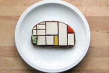 Everything Mondrian / Everyday objects Mondrian / by Julia Winkler