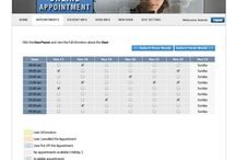 PHP Appointment Booking Script / Online appointment booking PHP script takes into consideration making an electronic client, patient or customer to calendar an errand by means of the company's, specialist's or expert's landing page.