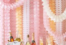 party decor / by Mrs. Deane