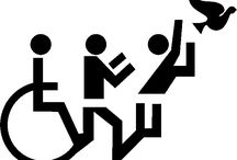 autism, handicapped logo inspiration