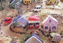 Rock houses