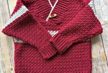 crochet boys