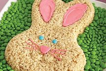 Easter Sweets and Treats Ideas / Celebrate Spring and Easter with tables full of sweets! Thanks to our friends at Wilton, we put together great ideas for your Easter get-together. From bunny cake pops, brownies, and cupcakes to peeps-inspired cakes and crispy rice treats, you'll find inspiration for the whole Spring season! / by Party City