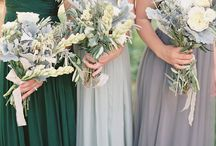 bridesmaids dresses / inspiration for bridesmaid dresses and poses
