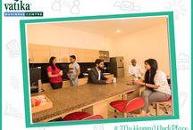 Vatika Business Centre-#MyHappyWorkPlace