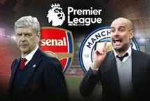 Arsenal vs Manchester City EPL Mrach 1, 2018 on NBCS