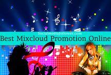 Buy Mixcloud Marketing