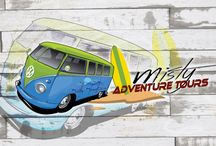 Misty Adventure Tours / Join Keegan Scott for one of his unforgettable adventures tours in the garden route