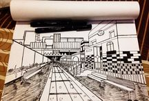 My drawing / Perspective