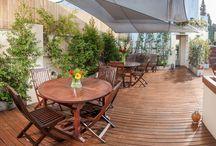 Terrazas en Buenos Aires / Descubrí los mejores lugares con terrazas en pleno Palermo Soho, incluido Vain Hotel Boutique.