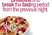 Fun Facts / facts about cereal, breakfast, eating , life and more