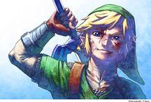 Legend of Zelda / by Alexandra Cason