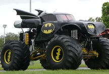 Awesome and weird rides
