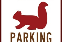 Promotion - Parking Signs