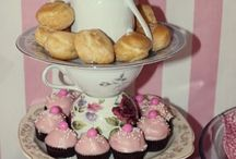 Isabella's birthday tea / by Lynnette Klassen