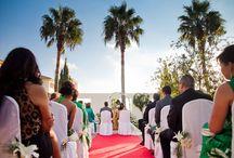 Bodas / Banquetes y ceremonias en Fuerte Hoteles