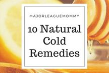 Illness Remedies / Ways to heal illness and help recovery