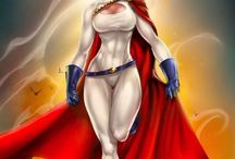 Powergirl / by Megan Peterson