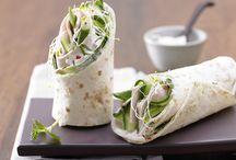 Food- Sandwiches, Wraps & Breads