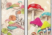 Phone cases / by Jamie Green