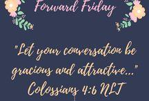 Forward Friday Devotions